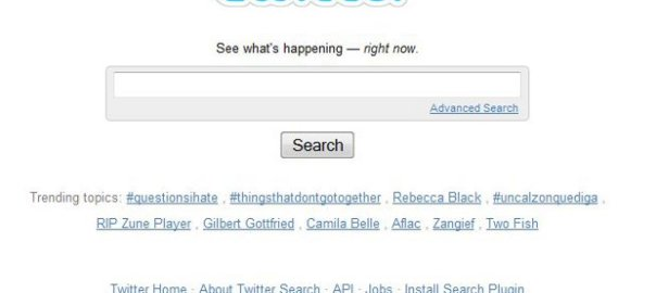 #14 Twitter Search for Content